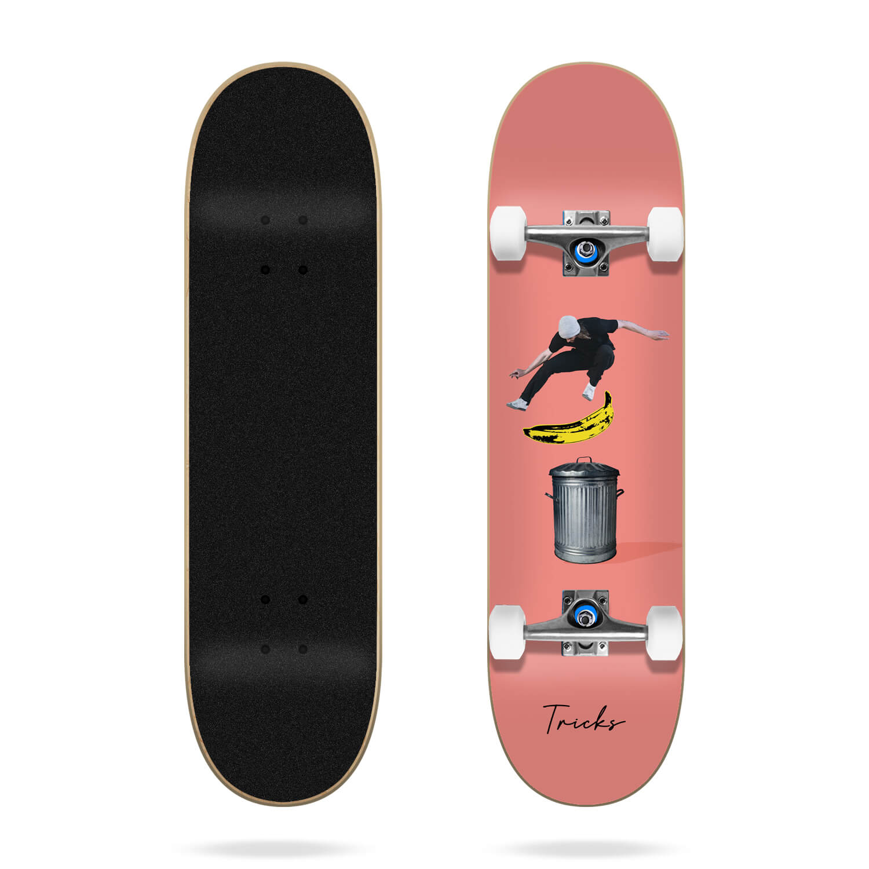 Skate Completo Tricks Banana 7.75