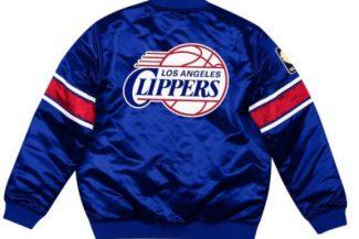 Cazadora NBA heavyweight Clippers