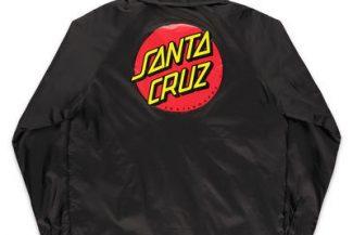 Cazadora Santa Cruz Coach dot