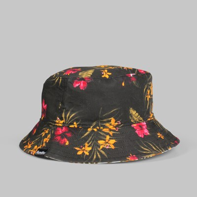 gorra bucket hat primitive floral power reversible