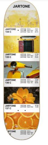 tabla jart jartone II 825