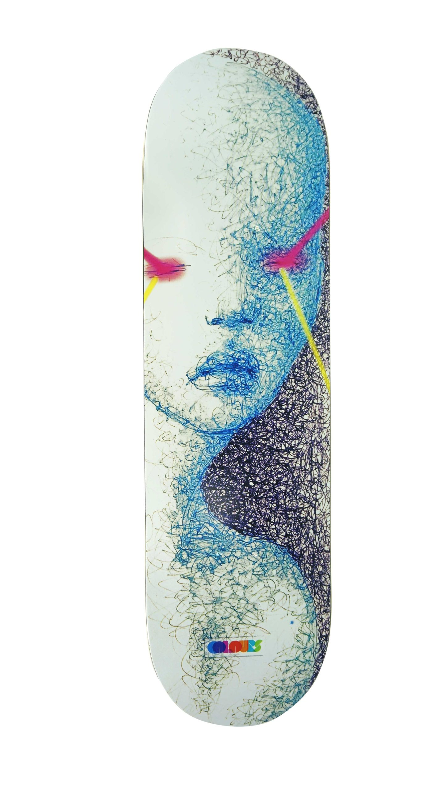 tabla colours collectiva face laser 8.25