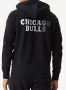 Sudadera new era back fade chicago bulls