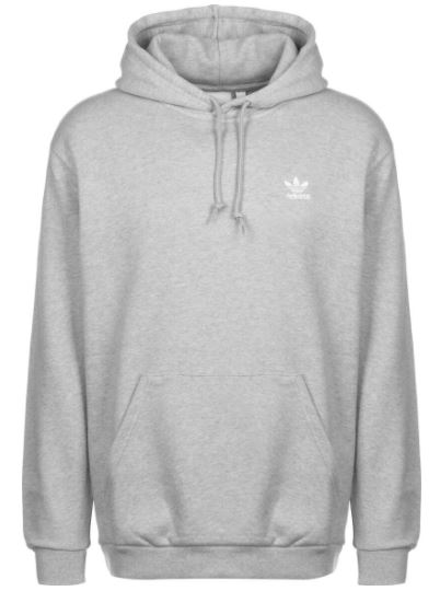 Sudadera Adidas Essential Hoody grey