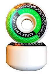 ruedas universal 56mm fluor