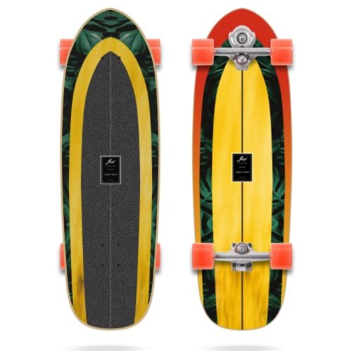 Yow Lakey Peak 32″ Power Surfing Series Surfskate