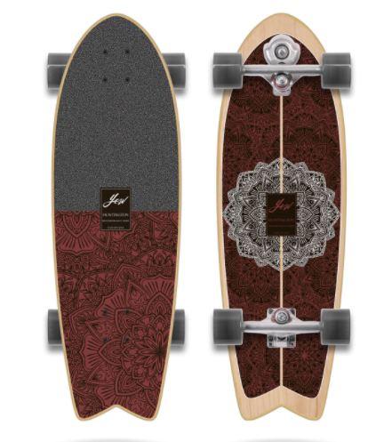 Yow Huntington 30″ Power Surfing Series Surfskate