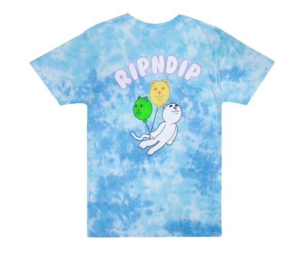 drifting away tee ripndip camiseta