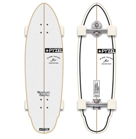 Yow x Pyzel Shadow 33.5″ Signature Series Surfskate