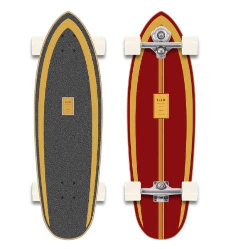 Yow J-Bay 33″ Power Surfing Series Surfskate