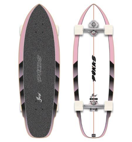 Yow x Pukas RVSH 33″ Signature Series Surfskate