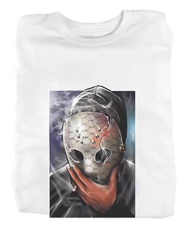 dgk tee reveal white camiseta dgk smokes