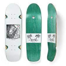 Shin sanbongi Freedom Surf wheel well polar skate co