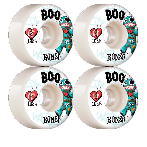 Bones ruedas voodoo boo johnson v4 stf 53 103a